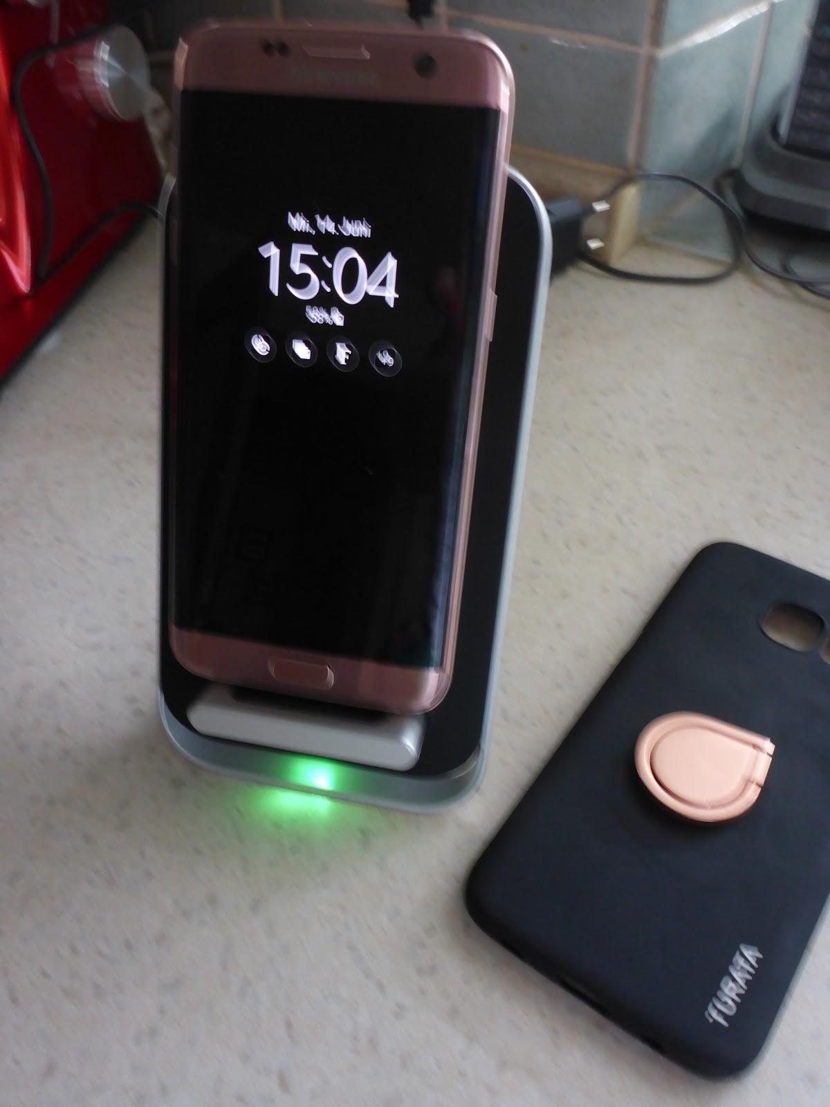 produkttests von leo56 wireless ladeger t vinsic. Black Bedroom Furniture Sets. Home Design Ideas
