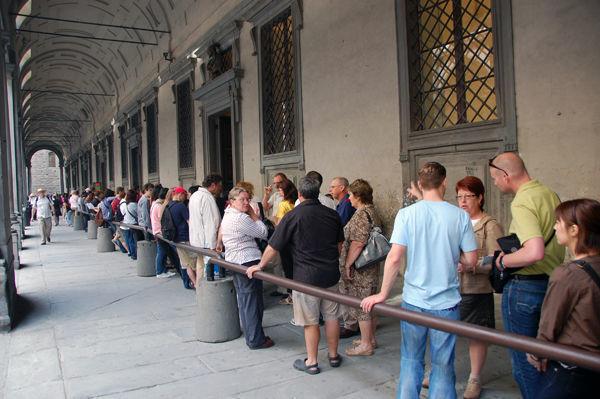 Ingressos para atrações em Florença