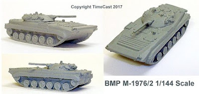 BMP M-9176/2 recce vehicle