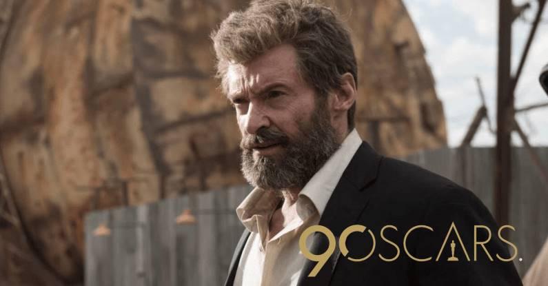 Hugh Jackman Logan Oscar 2018
