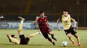 بيراميدز يحقق الفوز الاول له على وادي دجلة بعد اربع مباريات بدون فوز في الدوري المصري