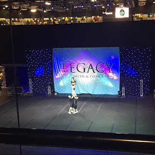 Legacy Cheer & Dance Competition, london, Cheerleading, Cheer, Competition, Olympic Park, 2016, This Month I..., March