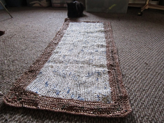 crochet, cats