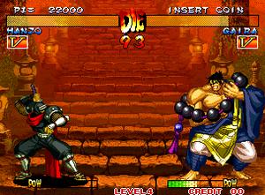 Samurai Shodown 3+arcade+game+fighter+portable+download free full+descargar gratis+videojuego