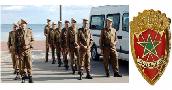 مفتشية القوات المساعدة: إعلان باللغة العربية لمباراة ولوج سلك تكوين ضباط القوات المساعدة - فوج 2019-2023. الترشيح قبل 13 أبريل 2019