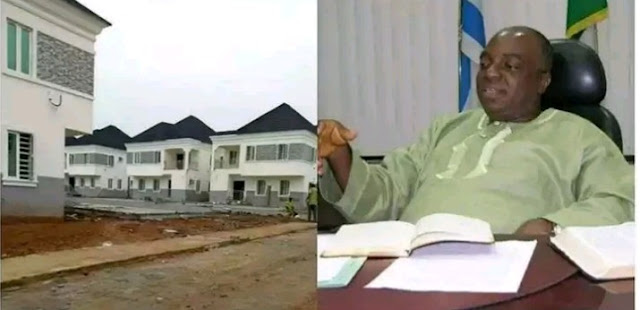 Living Faith G. O Pastor Oyedepo Opens His Mega Real Estate Housing Project