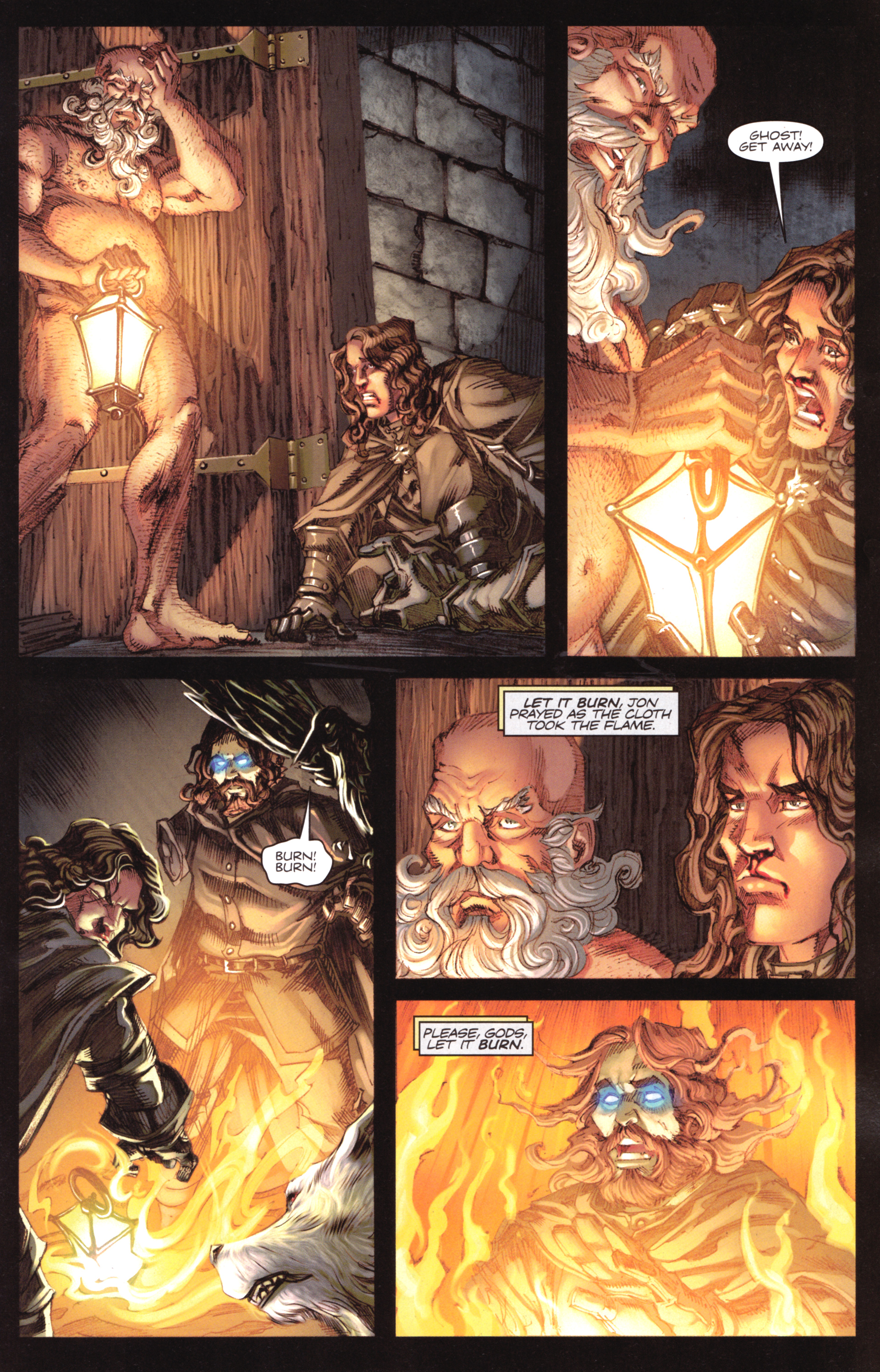 Read online A Game Of Thrones comic -  Issue #17 - 15
