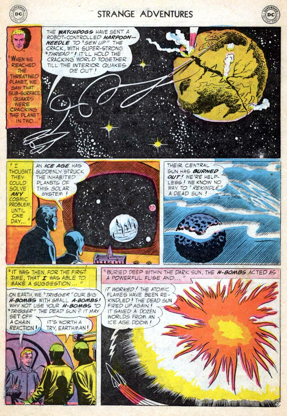 Strange Adventures (1950) issue 62 - Page 32