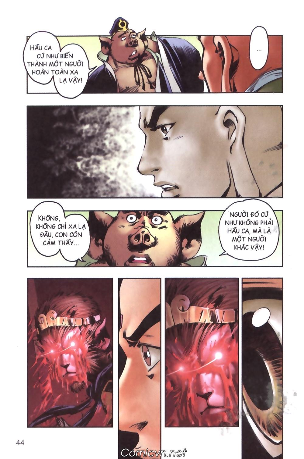 Tây Du Ký màu - Chapter 102 - Pic 14