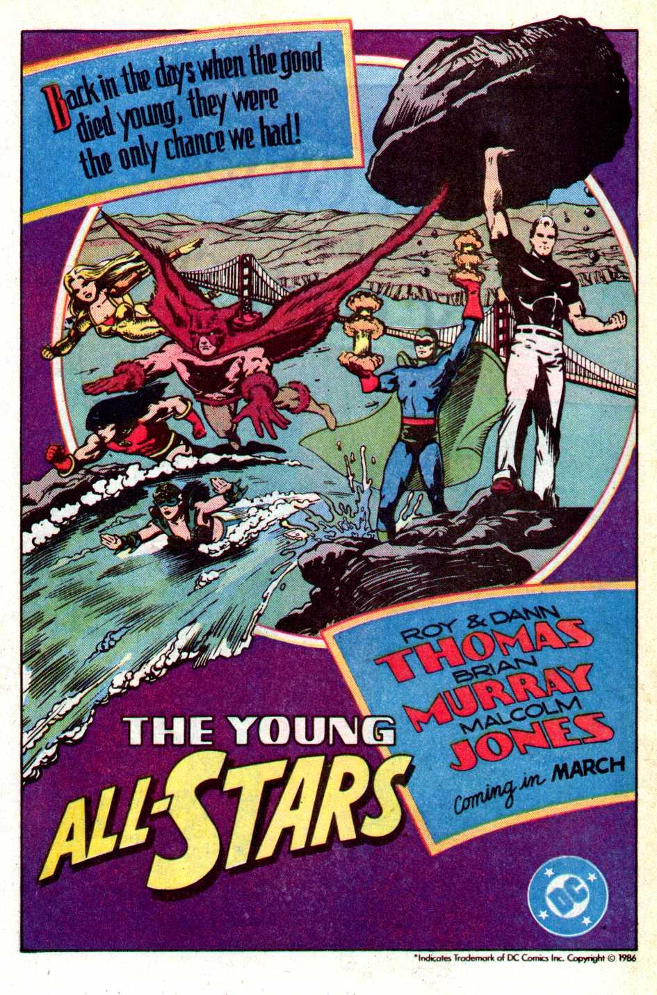 Read online Secret Origins (1986) comic -  Issue #14 - 10
