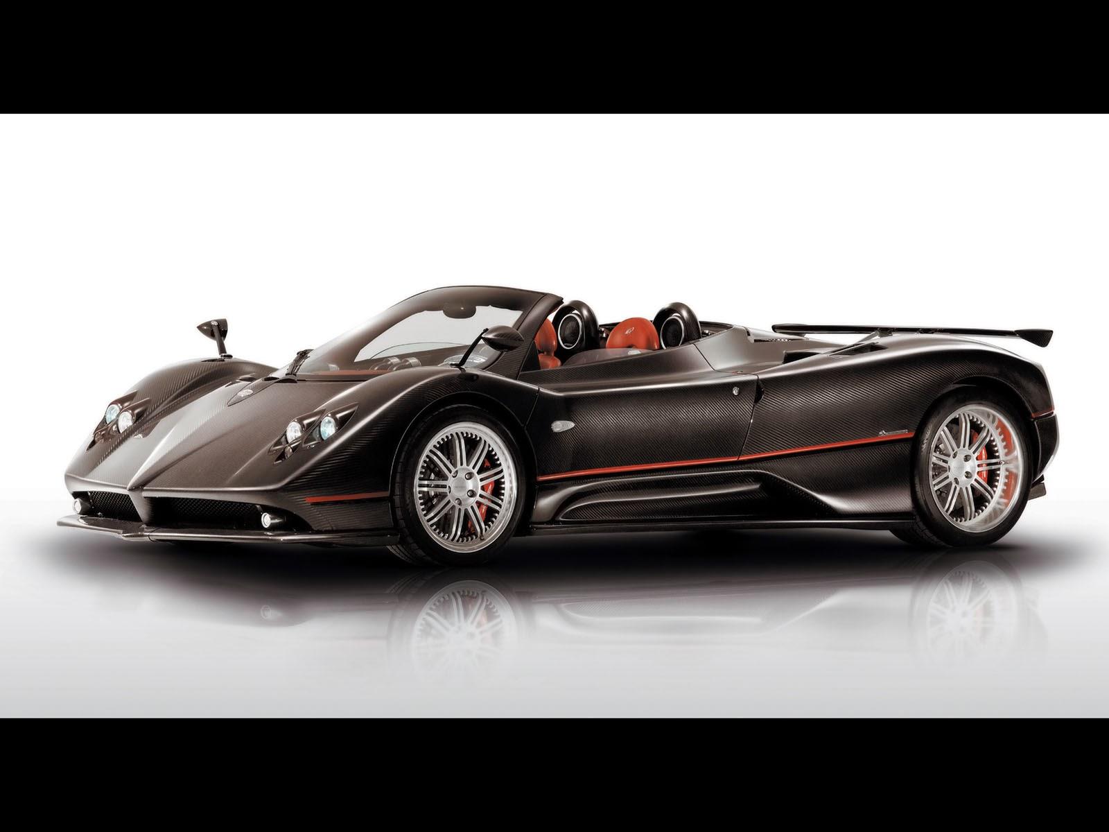 Pagani Zonda F Roadster Wallpapers Best Wallpaper