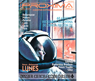 Revista PROXIMA Nro 35, Septiembre 2017 < DESCARGAR PDF >