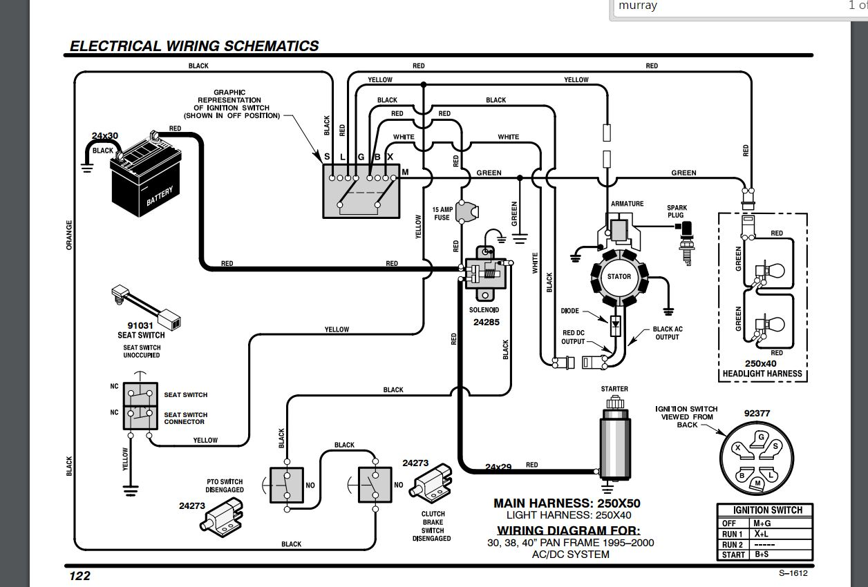 1965 tecumseh engine diagram