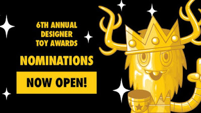 The 6th Annual Designer Toy Awards Voting Is Now Open