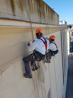 Trabajos realizados de altura en Sevilla 2