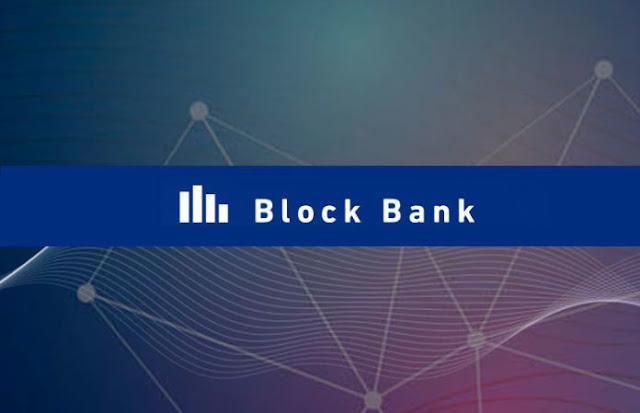 Block Bank - Bank Komersial Pertama yang Sepenuhnya Terdesentralisasi