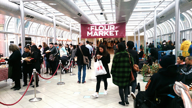 Flour Market, Afternoon Delight, Melbourne Central