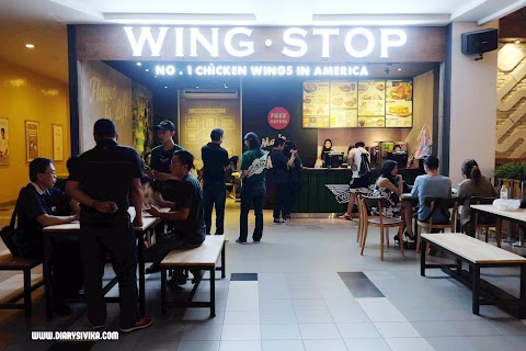 Wingstop - Sutos Surabaya