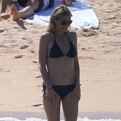 Gwyneth Paltrow Latest Bikini Pictures