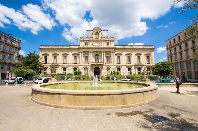 Prefecture Montpellier centro