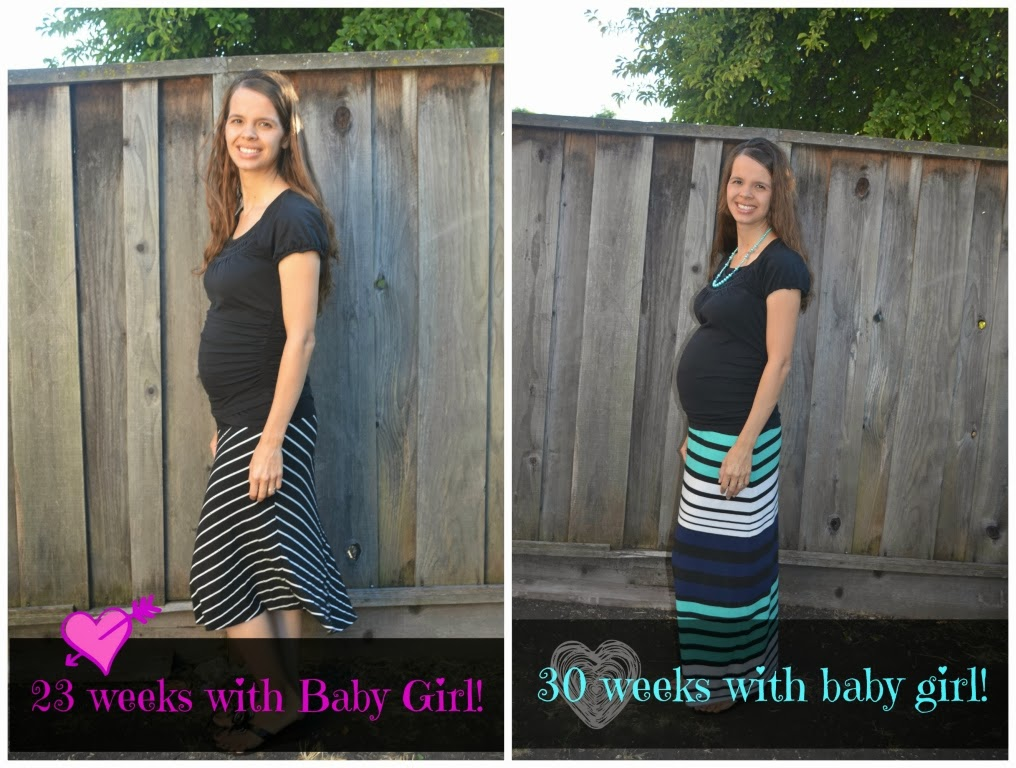 Is 34 WEEKS PREGNANT – THERE are ONLY 42 DAYS.