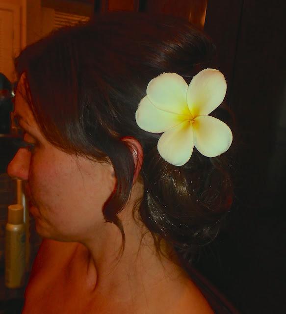 kauai destination hair and makeup beach wedding onsite styling