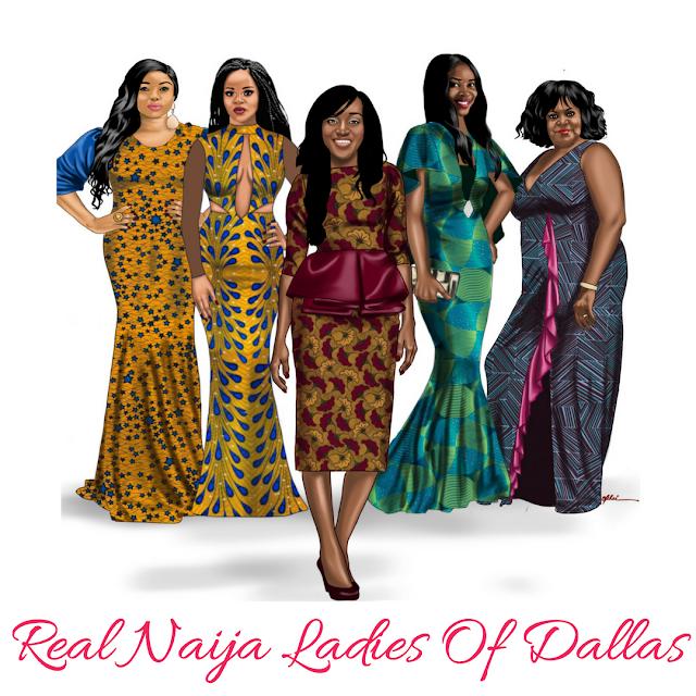 THE REAL NAIJA LADIES
