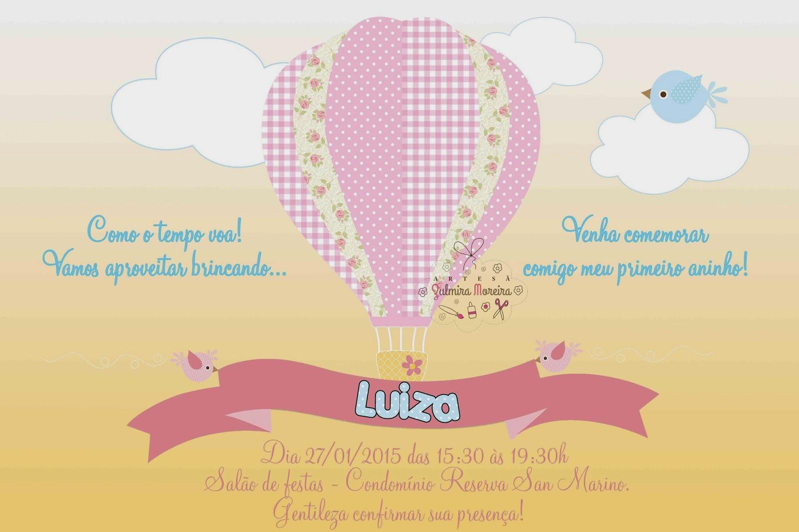 Zulmira Moreira Kit Para Imprimir Tema Baloes