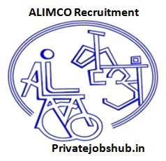 ALIMCO Recruitment