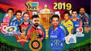 IPL 2019 LIVE MATCH WATCH