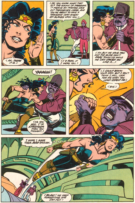 Read online Wonder Woman (1987) comic -  Issue #70 - 19