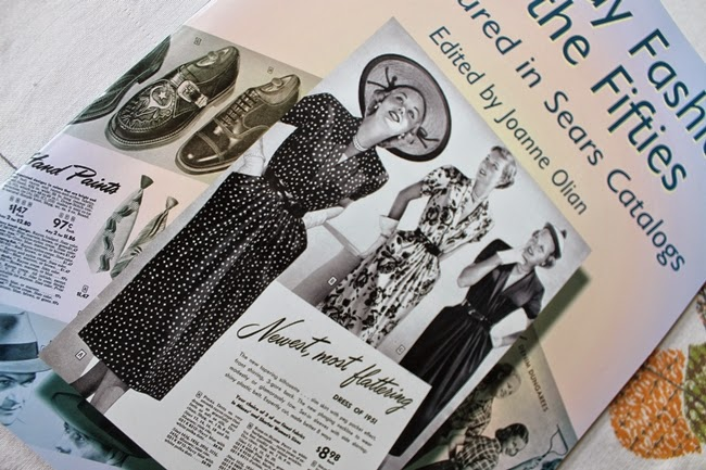 everyday fashions of the fifties as pictured in sears catalogs from dover publications review