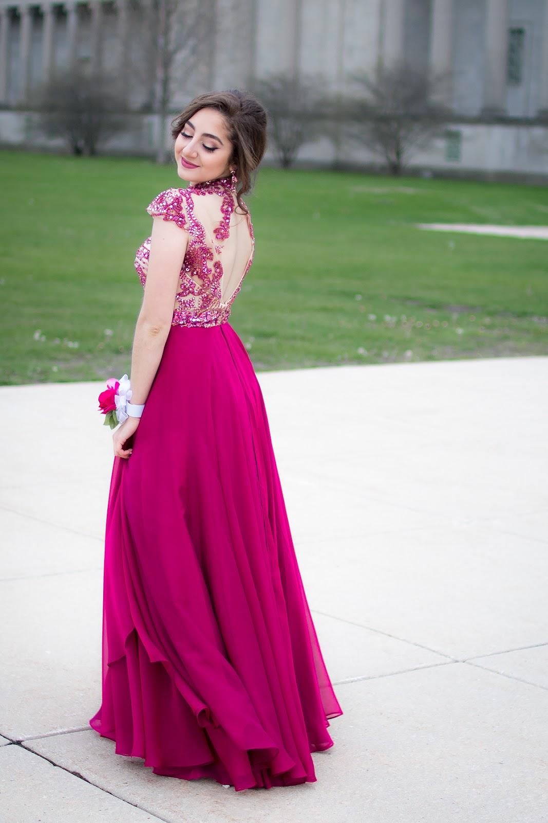 The Longest Prom Dresses