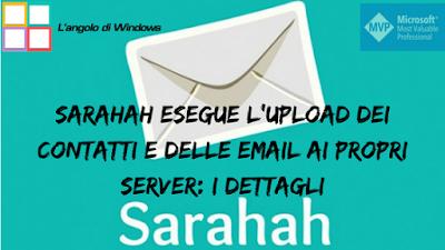 Sarahah%2Besegue%2Bl%2527upload%2Bdei%2Bcontatti%2Be%2Bdelle%2Bemail%2Bai%2Bpropri%2Bserver %2Bi%2Bdettagli - Sarahah esegue l'upload dei contatti e delle email ai propri server: i dettagli