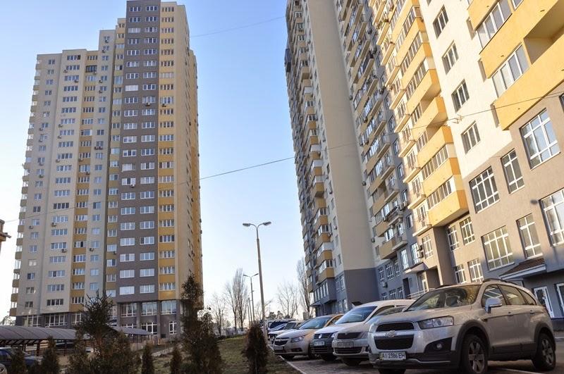 """Купить 2-3 комнатные квартиры в ЖК """"Перовский"""", Воскресенка, Киев"""