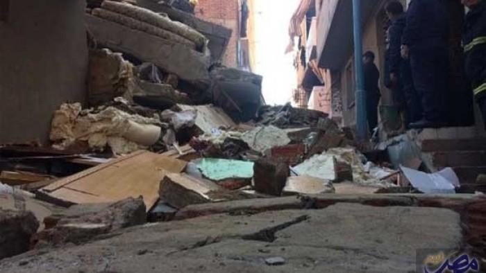 الجديد في الحادث الذي هز القاهره اليوم ..انهيار الصخرة على منازل بــ القاهرة» ارتفاع عدد الأسر المتضررة لــ 40 أسرة .. وأول رد من مجلس الوزراء