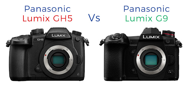 ReadPanasonic Lumix G9 vs Lumix GH5 Review