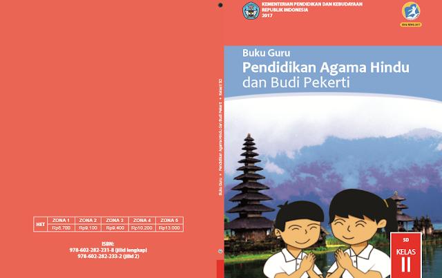 Buku Agama Kelas 2 SD Revisi 2017
