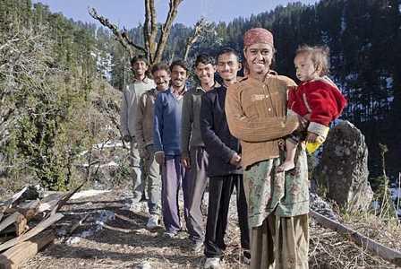 Wow! Wanita India Punya 5 Suami dan Tinggal Dalam Satu Rumah