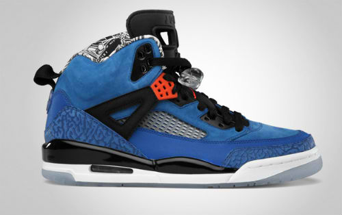 Wake N Lace  Jordan Spizike Knicks Package d53d758c1