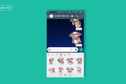 Mengatasi Fitur Stiker Whatsapp Yang Tidak Muncul