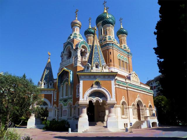 Catedral Ortodoxa Russa, Nice