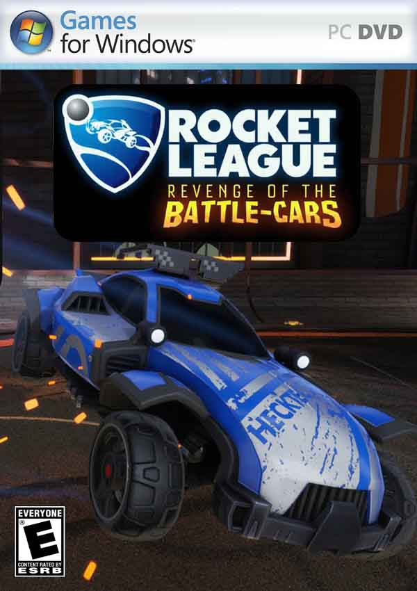 Rocket League Revenge of the Battle Cars Download Cover Free Game