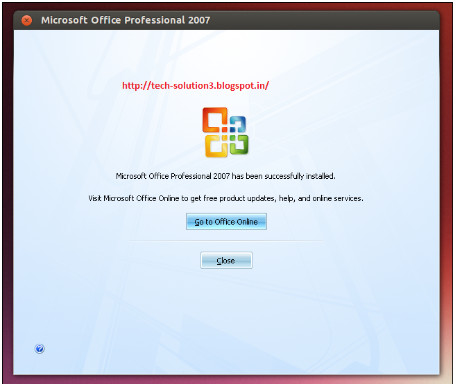 How to find your microsoft office product key after installation