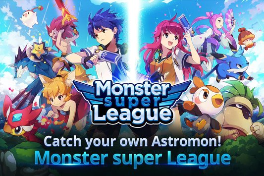 Monster Super League Apk Versi Terbaru
