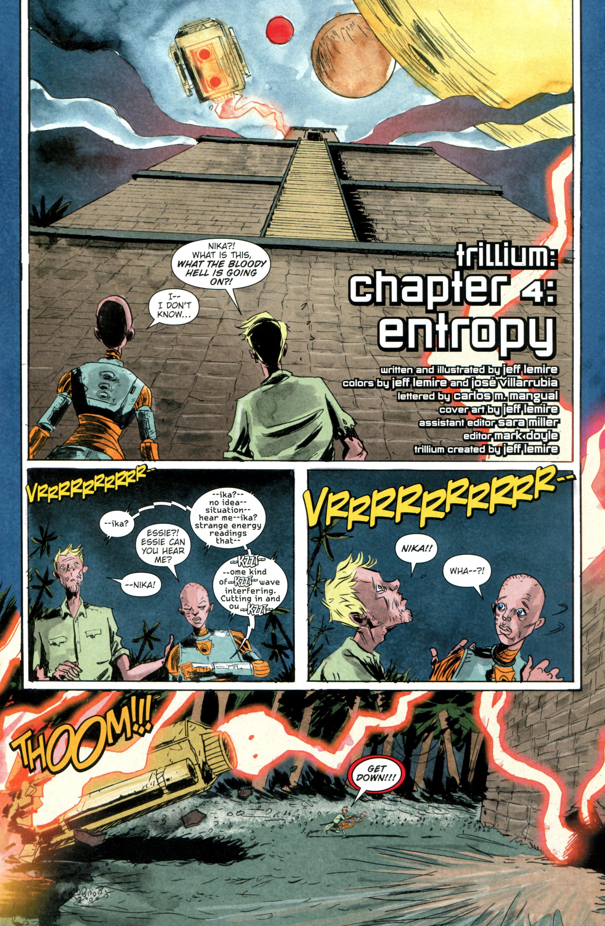Read online Trillium comic -  Issue #4 - 2
