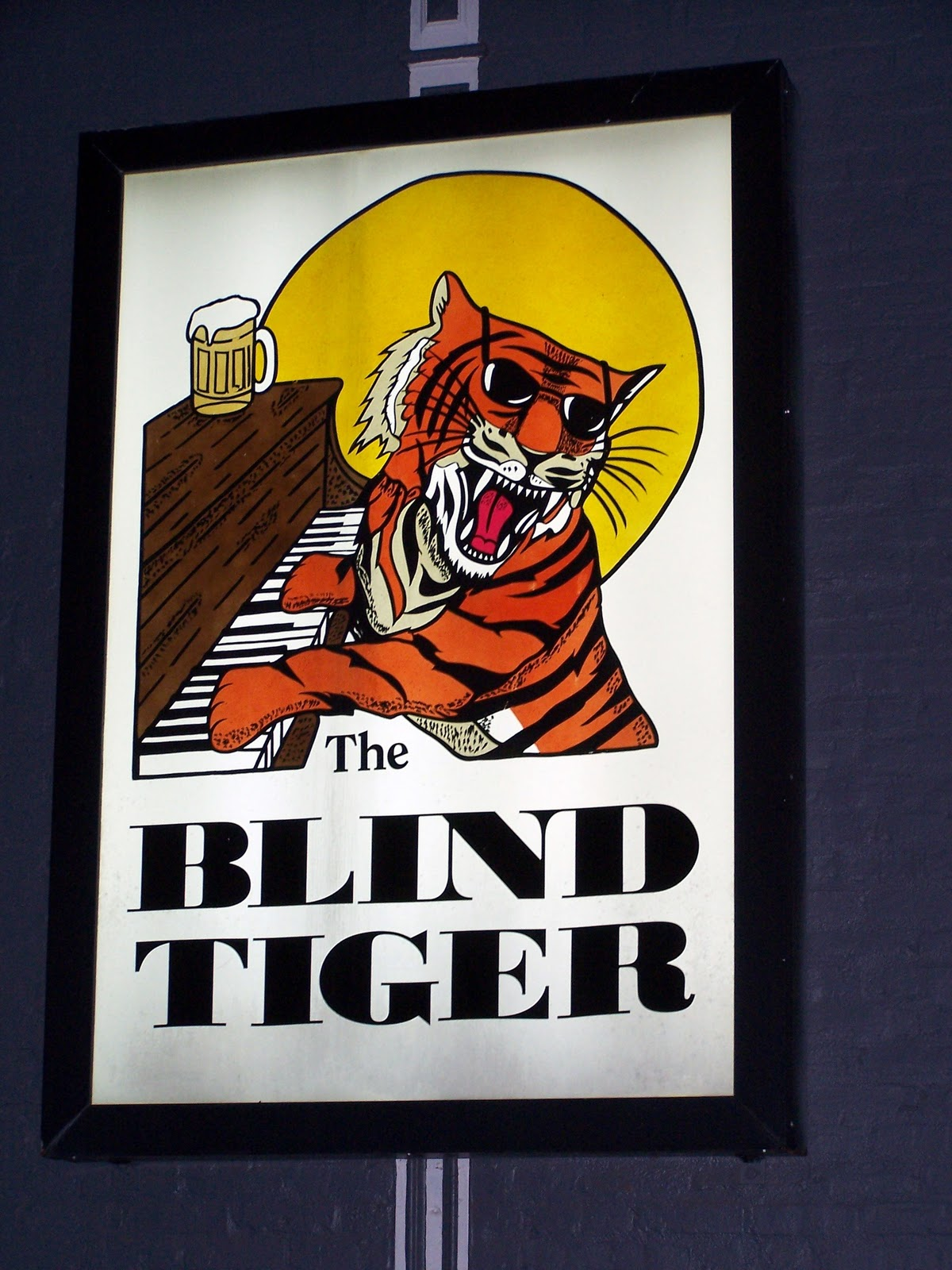 The blind tiger shreveport