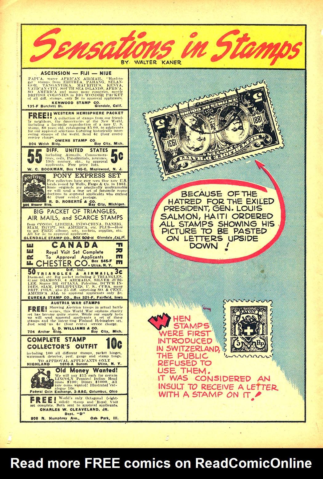 Read online Sensation (Mystery) Comics comic -  Issue #5 - 48
