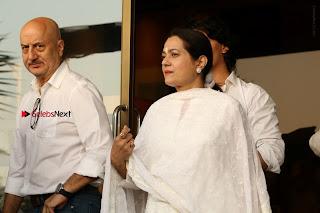 Actress Aishwarya Rai Father Prayer Meet Set 1  0018.JPG
