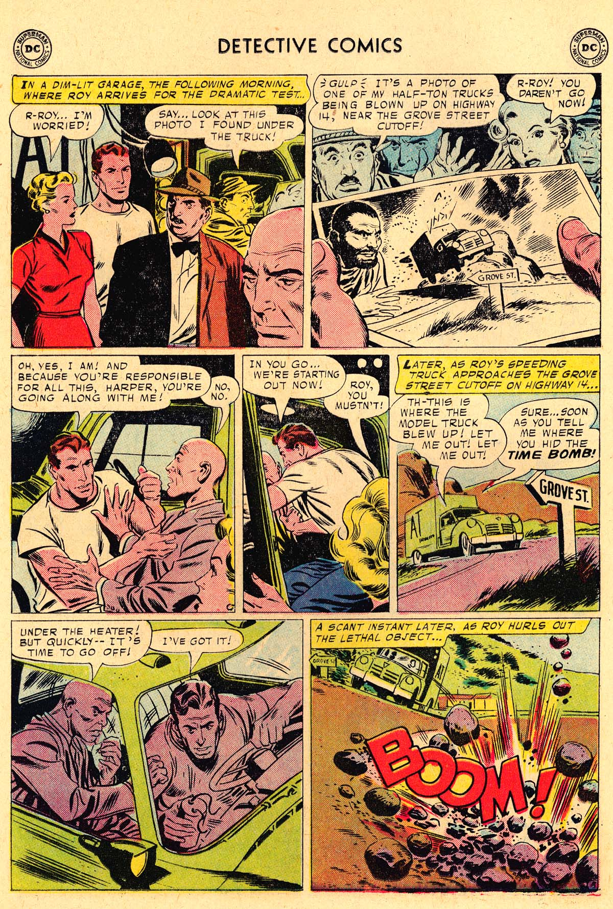 Detective Comics (1937) 259 Page 21
